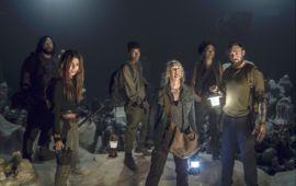 The Walking Dead : le scénario de la saison 10 aurait été impacté par le film Eternals de Marvel