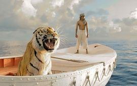 L'Odyssée de Pi : critique tigrée