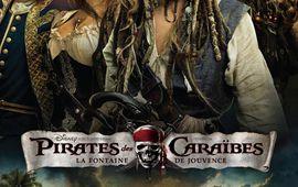 Pirates des Caraïbes 4 : La Fontaine de jouvence - critique de trop