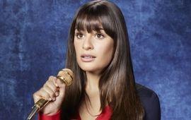 Glee : des acteurs dénoncent le comportement raciste de Lea Michele