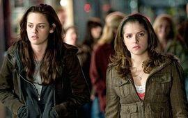 Twilight : Anna Kendrick compare le tournage à une prise d'otage