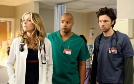Scrubs : après 30 Rock, la série s'auto-censure et supprime certains épisodes