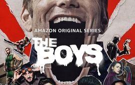 The Boys saison 2 : critique des super pervers d'Amazon