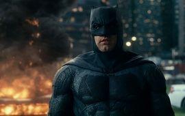 The Flash : coup de théâtre, le Batman de Ben Affleck va revenir dans le DCEU