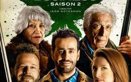 Family Business saison 2 : critique en pétard sur Netflix
