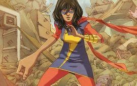 Ms. Marvel : la nouvelle super-héroïne pourrait arriver plus tard que prévu sur Disney+