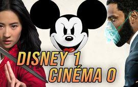 Tenet vs Mulan Disney écrase-t-il le cinéma ?