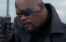 The Marvels : Samuel L. Jackson tease le retour de Nick Fury dans le MCU