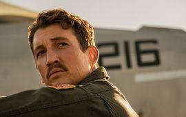 "Top Gun : Maverick - Miles Teller dit que Tom Cruise est ""une machine"""