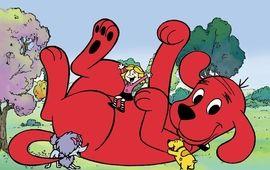 Clifford le gros chien rouge va faire son grand retour au cinéma (et le teaser fait très peur)
