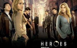 Heroes : avant Marvel et DC, la série phénoménale de super-héros
