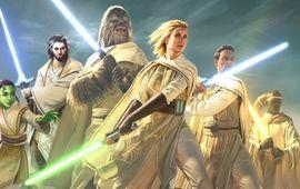 Star Wars : une bande-annonce excitante pour l'ambitieux projet La Haute République