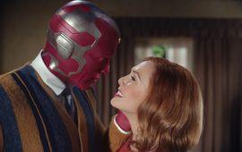 Marvel - Spider-Man : Far From Home a peut-être donné des indices sur WandaVision