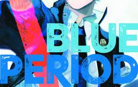 Blue Period : coup de cœur en couleur pour manga noir et blanc