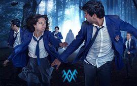 L'Internat – Las Cumbres : Harry Potter rencontre Elite dans la bande-annonce de la série Amazon