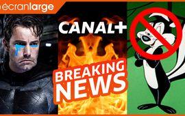 Le film Batman Arkham qu'on n'aura jamais, Canal+ VS ciné français, la polémique Pépé le Putois