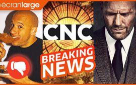 Vin Diesel viré de Fast & Furious 9, des tatanes pour Jason Statham , carnage en vue pour le cinéma français