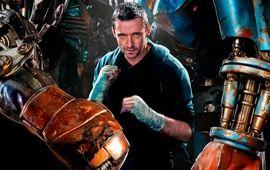 Real Steel : quand Hugh Jackman fait la bagarre avec des gros robots façon Rocky