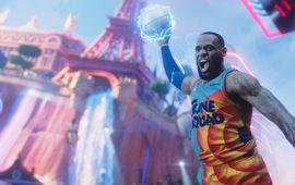 Space Jam 2 : LeBron James joue au basket avec les Looney Tunes dans la bande-annonce