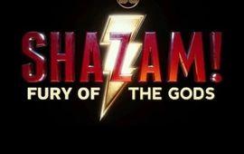 """Shazam ! Fury of the Gods : """"Making-of"""" DCFandome"""