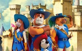 D'Artagnan et les 3 Mousquetaires