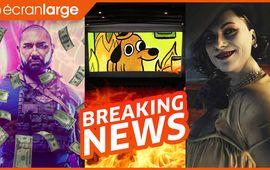 Netflix règne avec Army of the Dead, test de Resident Evil : village, le retour d'Ip Man
