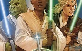 Star Wars : La Haute République tome 1 - une nouvelle ère débute dans la galaxie lointaine, très lointaine