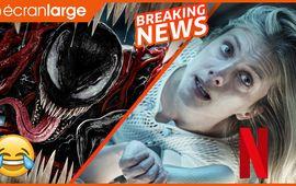 Venom : 2 un Carnage de bande-annonce, des critiques d'Army of the dead, les Golden Globes atomisés