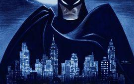 Batman : Caped Crusader - une nouvelle série animée autour du Chevalier Noir en développement chez HBO Max