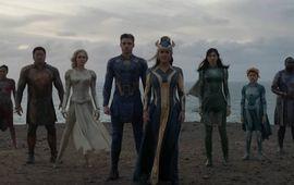 Marvel : où étaient les Éternels pendant Avengers : Infinity War et Endgame ?