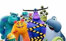 Monstres & Cie : Au Travail - critique du beau petit ratage de Pixar (ou presque) sur Disney+