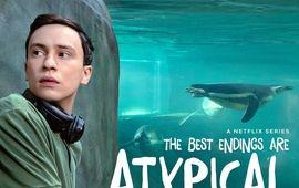Atypical saison 4 : critique de l'Antarctique sur Netflix