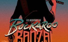 Les Aventures de Buckaroo Banzaï à travers la 8ème dimension