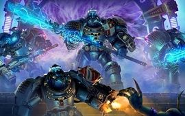 Warhammer 40.000 : Chaos Gate - Daemonhunters - une première bande-annonce brutale pour les Space Marines