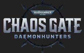 Warhammer 40.000 : Chaos Gate - Daemonhunters