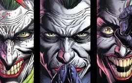 Batman : Trois Jokers - critique d'une mauvaise blague