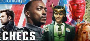 Falcon et le Soldat de l'Hiver, Wandavision : Marvel a-t-il raté sa transition série ?