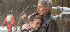 Carrie Fisher se confie sur son terrible problème avec Han Solo