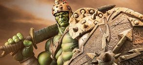 Thor : Ragnarok dévoile l'armure de gladiateur d'Hulk