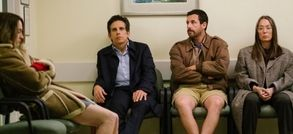 Un Oscar pour Adam Sandler dans le dernier Noah Baumbach ?