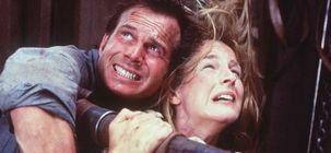 Twister : Helen Hunt voulait faire la suite mais les studios ont refusé à cause du casting