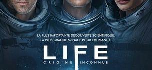 Life : Origine Inconnue : critique d'alien visqueux