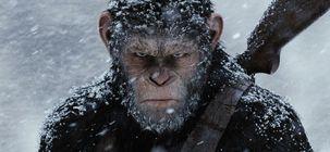Le biopic de Robbie Williams ressemblera un peu à La Planète des singes (oui, c'est bizarre)
