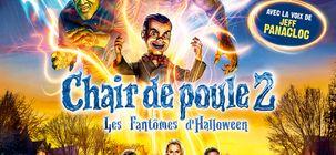Chair de poule 2 :  Les Fantômes d'Halloween : critique frissons de la honte