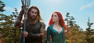 Aquaman 2 : Amber Heard fait taire ses détracteurs suite au scandale avec Johnny Depp