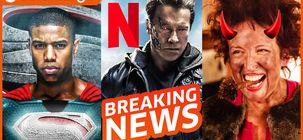 Superman sera afro-américain, Temrinator will be back sur Netflix et Bachelot énerve la culture