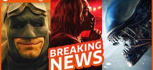 Enfin une solution pour Justice League, le retour bourrin d'Alien, Sans un Bruit 2 ramène l'espoir