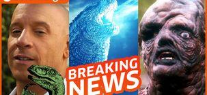Jurassic Fast & Furious 9, pas de ciné pour Godzilla et Raya, Tyrion de GoT devient un Avenger Toxic