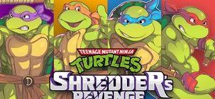 Les Tortues Ninja : bande-annonce du retour en mode Street of Rage sur Switch