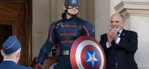 Falcon et le Soldat de l'Hiver : Wyatt Russell savait que le public détesterait son Captain America